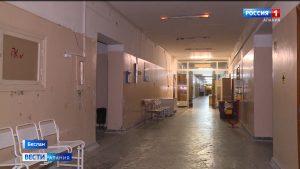 Бесланскую поликлинику отремонтируют в течение 2020 года