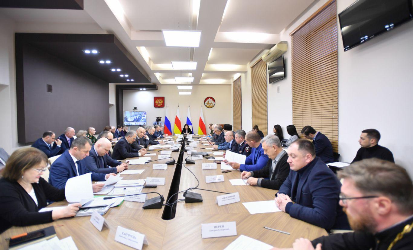 В Северной Осетии запланировано более 90 мероприятий в рамках празднования 75-летия Победы