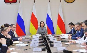 Во Владикавказе обсудили подготовку к празднованию 100-летия СОГУ