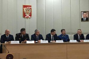 Коллективу прокуратуры республики представили нового руководителя