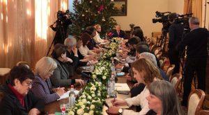 Вячеслав Битаров встретился с руководителями СМИ Северной Осетии