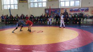 В Северной Осетии стартовал третий открытый чемпионат 58-й армии по самбо