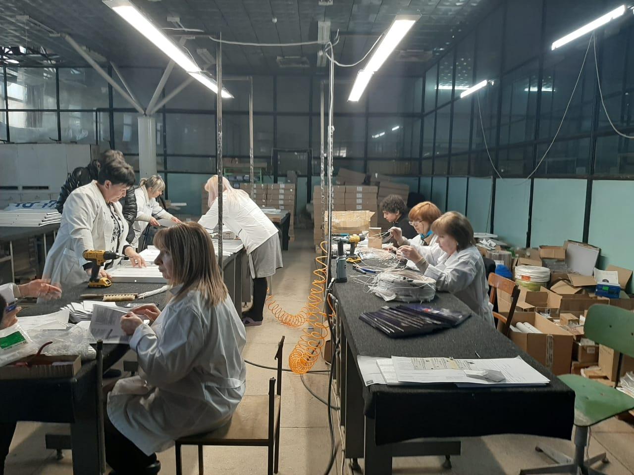 «Заря Осетии» готовит к открытию новый цех