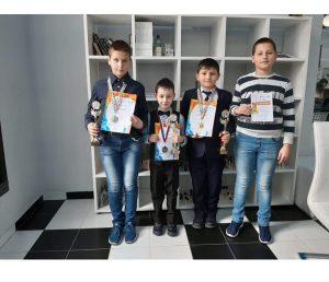 Георгий Басиев примет участие в первенстве Европы по шахматам среди школьников в Греции