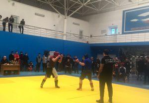 Во Владикавказе прошли первенство и чемпионат республики по MMA