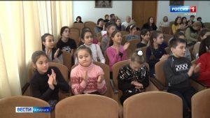 Юные музыканты республики проходят курсы в рамках проекта «Творческие профильные смены»