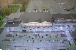 В международном аэропорту «Владикавказ» появится новый терминал
