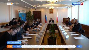 Общественный молодежный совет Владикавказа утвердил план работы на 2020 год