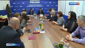 Тимур Ортабаев поздравил главных редакторов СМИ с Днем российской печати