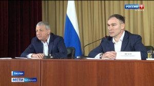 Вячеслав Битаров ответил на вопросы жителей еще трех населенных пунктов Правобережного района