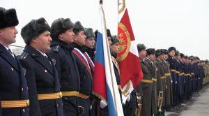 В Моздоке отметили юбилей  авиаполка Северо-Кавказского округа Росгвардии