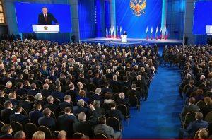 Владимир Путин поручил выдавать маткапитал при рождении первенца