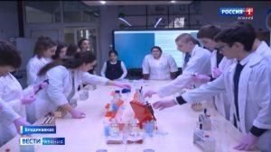 В детском технопарке «Кванториум» прошли мастер-классы для учащихся владикавказских школ