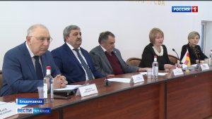 В Северной Осетии провели общественные слушания по поправкам в конституцию РФ