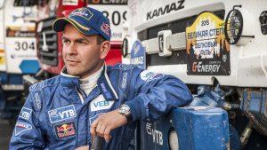 Андрей Каргинов выиграл «Дакар-2020» в зачете грузовиков