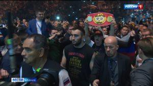 Мурат Гассиев может вернуться на ринг 29 февраля