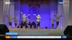 Ансамбль «Барс» —  победитель  международного конкурса в Азербайджане