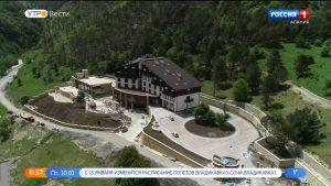 Первая в Северной Осетии четырехзвездочная гостиница откроется в Куртатинском ущелье в мае