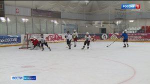 Юные спортсмены из Северной Осетии прошли в финал первенства СКФО по хоккею