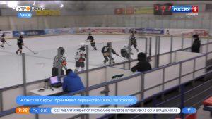 Владикавказ принимает первенство ЮФО и СКФО по хоккею