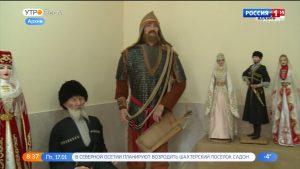 Двухметровая фигура воина-сармата, созданная Азой Таутиевой, может появиться в одном из музеев Лиссабона