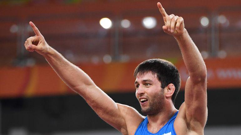 Сослан Рамонов вышел в финал турнира «Иван Ярыгин»