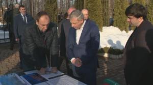 Академия вольной борьбы имени Аслана Хадарцева готовится к расширению