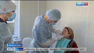 Стоматологи-волонтеры бесплатно оказывают помощь жителям отдаленных сел республики