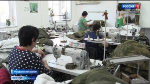 Павлодольская швейная фабрика планирует расширение производства
