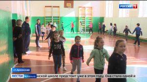 До конца 2022 года в республике отремонтируют 18 спортзалов в сельских школах