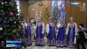 В Моздокском районе отмечают святки