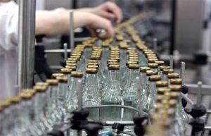 В СКФО в 1,5 раза снизилось производство водки, в Северной Осетии — в 5 раз