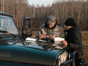 В Пригородном районе задержали группу браконьеров