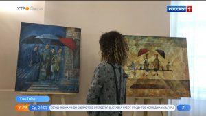 В Москве открылась выставка работ заслуженного художника Южной Осетии Владимира Гобозова