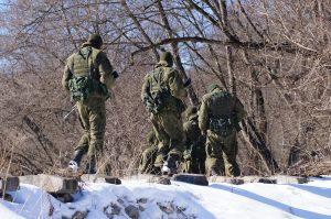 Разведчики ЮВО покоряют вершины Северного Кавказа