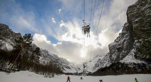 В Северной Осетии разработают план развития горнолыжного курорта «Цей»