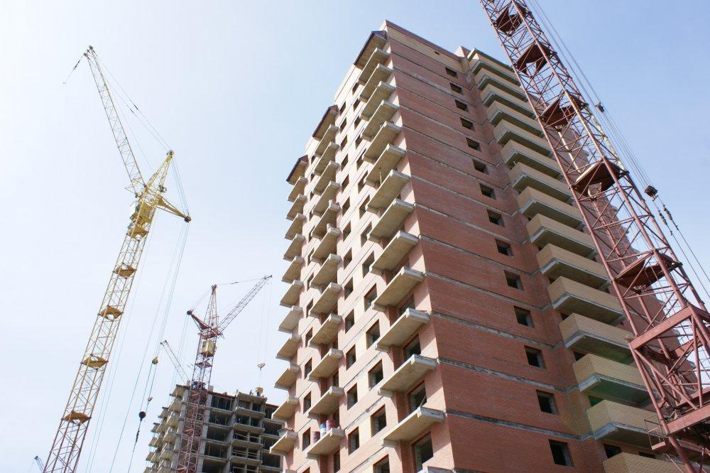 В Северной Осетии ввод жилья увеличился в январе на 7,2%