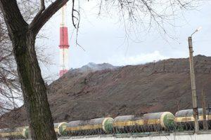 К рекультивации отвалов клинкера на территории завода «Электроцинк» приступят в 2021 году