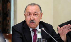 Валерий Газзаев избран председателем комитета Госдумы по делам национальностей