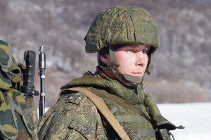 В Северной Осетии прошли учения подразделений 58-й армии по борьбе с беспилотной авиацией