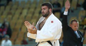 Дзюдоист Инал Тасоев стал бронзовым призером «Большого шлема»