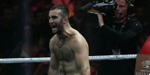 Дебютный бой Мурата Гассиева в супертяжелом весе отменили второй раз