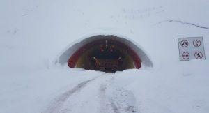 Военно-Грузинская дорога и Транскам снова закрыты