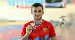 Виталий Кабалоев – в финале чемпионата Европы