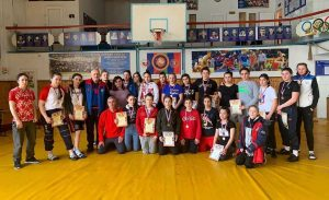 Спортсменки из Северной Осетии завоевали 33 медали на первенстве СКФО по вольной борьбе