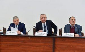 Федеральные и мировые судьи республики подвели итоги работы за 2019 год