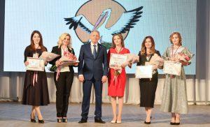 Учителем года в Северной Осетии стала преподаватель 8-й бесланской школы Зита Цораева
