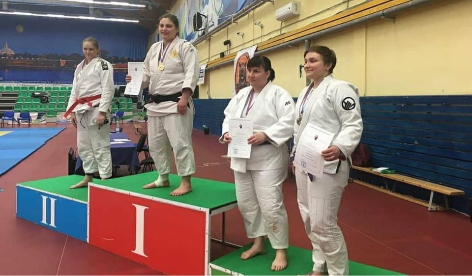 Студентка ГМТ стала чемпионкой России по джиу-джитсу
