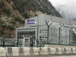 В Северной Осетии запустили Зарамагскую ГЭС-1