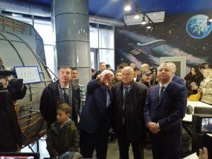 Во Владикавказе открылся уникальный детский космический центр